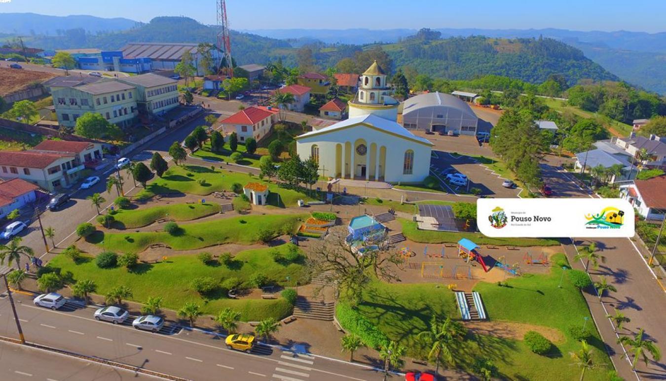 Pouso Novo Rio Grande do Sul fonte: www.pousonovo.rs.gov.br